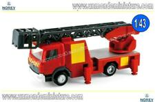 Camion Mercedes-Benz Atego Pompier Echelle NOREV - NO 431030 - Echelle 1/43 NEWS