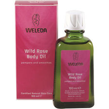 Weleda Wild Rose Body Oil 100ml