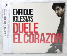 Enrique Iglesias Duele El Corazon 2016 Taiwan CD w/OBI