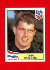 WC USA '94 Panini 1994 - Figurina-Sticker n. 434 - SNELDERS - NEDERLAND -New