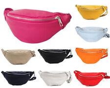 echt Leder Bauchtasche Damen Reise Tasche Gürteltasche Hüfttasche Made in Italy