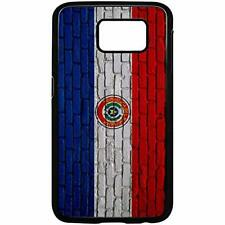 Samsung Galaxy Case with Flag of Paraguay (Paraguayan) Options