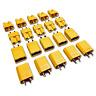20 Paar 40 Stück XT30 Stecker Buchse Goldstecker Lipo Akku RC 30A XT 30 Plug