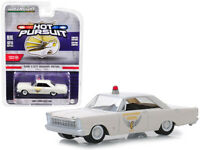 1965 Ford Custom 1:64 Diecast Greenlight Hot Pursuit Series 31 - 42880A*