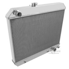 Champion Cooling 3 Row Aluminum Radiator For 1964 65 66 67 Tempest GTO Lemans