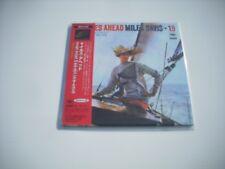 MILES DAVIS / MILES AHEAD - Japan cd mini lp