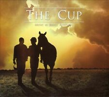 THE CUP: MOVIE SOUNDTRACK (BRUCE ROWLAND) CD, like new, ex music store stock