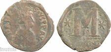 Anastase, follis de Constantinople, 3e officine - 1
