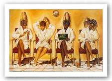 AFRICAN AMERICAN ART PRINT Doin' Time Kevin Williams WAK