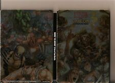 MARVEL VS CAPCOM 3 STEEL BOOK XBOX 360 / X BOX 360 LIMITED