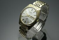 Vintage 1973 JAPAN SEIKO LORD MATIC WEEKDATER 5606-7000 23Jewels Automatic.