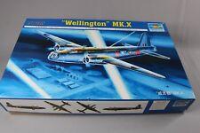 ZC160 Trumpeter 01628 Maquette Avion Militaire 1/72 Wellington MK. X 188 mm 214p