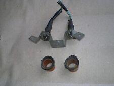 MG Midget Austin Healey Sprite Turn Signal Indicator Lamp Bracket & Sockets  '65