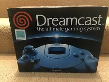 Sega Dreamcast White Console (NTSC)! New! Complete! Excellent Condition