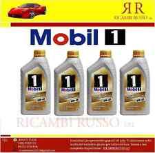 MOBIL 1 NEW LIFE 0W-40 0W40 4 LT LITRES SYNTHÉTIQUE VOITURE HUILE PORSCHE BMW VW