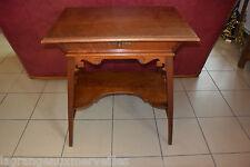 Magnifique table d'appoint ou d'entrée avec rangement