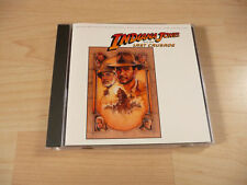 CD Soundtrack Indiana Jones and the last crusade - 1989 - John Williams