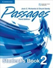 Passages Level 2 Student's Book With Online Workbook: By Jack C. Richards, Ch...