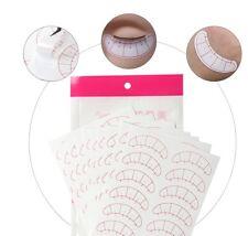 Eyelash Extension Lash Map stickers Under Eye Training guides
