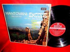 MANTOVANI Exodus LP 1961 AUSTRALIA VG++