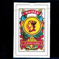 1 DECK PUERTO RICO BARAJA ESPANOLA BRISCAS NAIPES TAROT 50 SPANISH PLAYING CARDS