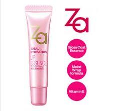 SHISEIDO ZA Total Hydration Lip Essence Lip Balm with Vitamin E 8g NEW