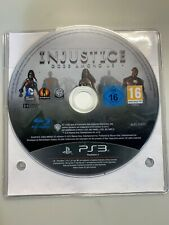 Injustice Gods Among Us for ( PS3 ) *DISC ONLY* DC Comics universe Batman Flash