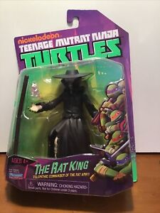 TMNT The Rat King Telepathic Commander Of The Rat Army!