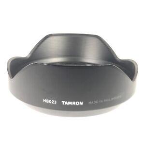 Genuine Tamron HB023 Lens Hood Shade for 10-24mm & 17-35mm HLD OSD (B023, A037)