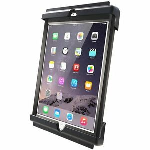 RAM Mount Tab-Tite Holder for iPad Air, Air 2, With Case/Sleeve, RAM-HOL-TAB20U