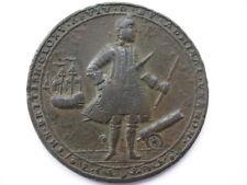 1739 Portobello medal 37mm Ae VF