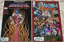 Phantom Force #1 Jack Kirby with Majestic lot of 2 comic books