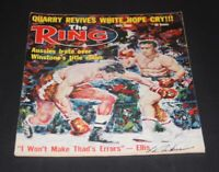 THE RING BOXING MAGAZINE MAY 1968