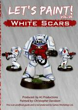 How to Paint Miniatures DVD Volume 5 White Scars