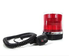 30 LED High Intensity Hazard Flash Warning Beacon Strobe Light Car Vehicle RED