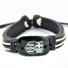 COOL man boy Barcelona leather bracelet S-91