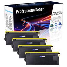4PKs TN460 Toner For Brother HL-1250 MFC-9600 MFC-9650 MFC-9700 MFC-9750 MFC9800