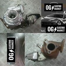 CHEVROLET TRAX 1.7 TURBOLADER TURBO TURBOCHARGER 55567731