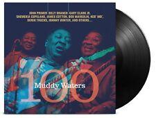 Muddy Waters 100 VINYL LP NEUF JOHNNY WINTER/James Cotton/Gary Clark JR./+