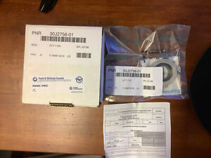 30J2756-01 Seal for Pratt and Whitney gearbox acsy new and Sealed