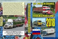 3823. St Petersburg. Trucks. May 2018. The facinating and enthralling look at tr