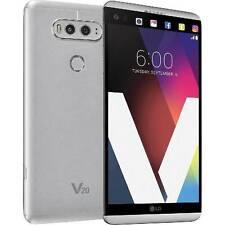 LG V20 VS995 - 64GB - Silver (Verizon GSM UNLOCKED) MINT CONDITION 10/10!!