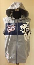 Adidas Team GB Gilet Hooded Vest Hoodie UK Small Medgehea Olympics NEW  (6)
