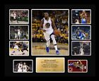 New Kevin Durant Signed Golden State Warriors Limited Edition Memorabilia Framed