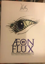 Aeon Flux - The Complete Animated Collection - Directors Cut Dvd - 3-Disc Set