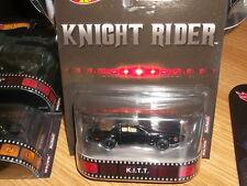 HotWheels 2017 Retrò K.I.T.T Knight Rider reale Rider Pneumatici