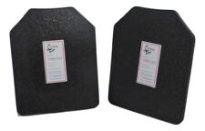 """Tactical Scorpion Level IIIA Body Armor Pair Hard 8"""" X 10"""" Plates and Carrier"""