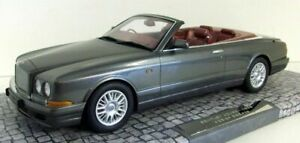 Minichamps 1/18 scale 107 139930 Bentley Azure 1998 grey metallic First class ed