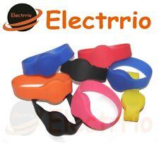 EL0501 Pulsera TAG RFID 13,56Mhz Electronica Arduino Wristband Sumergible 13.56