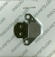 MZ Disc Brake Pads Moskito 2000-2005 Front (1 set)